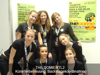 THE DOME RTL2  - K