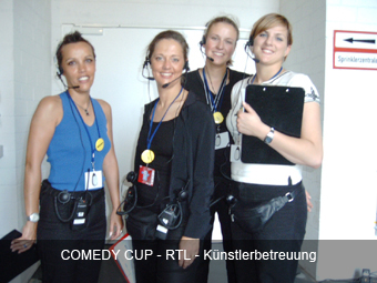 COMEDY CUP - RTL - K