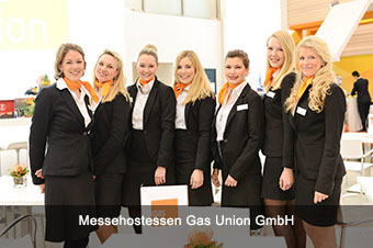 Messehostessen Gas Union GmbH