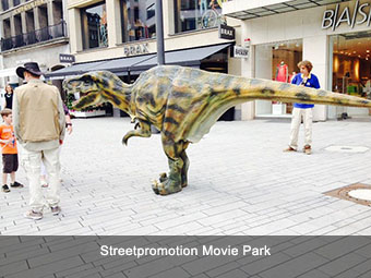 Streetpromotion Movie Park