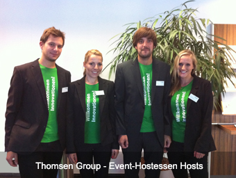 Thomas Group - Event-Hostessen Hosts